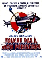 Down Periscope - French Movie Poster (xs thumbnail)