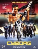 Cyborg - Austrian Blu-Ray cover (xs thumbnail)