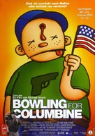Bowling for Columbine - German Movie Poster (xs thumbnail)