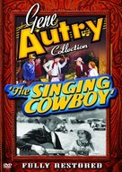 The Singing Cowboy - DVD cover (xs thumbnail)