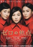 Zero no shôten - Japanese Movie Poster (xs thumbnail)