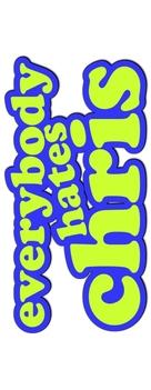 """Everybody Hates Chris"" - Logo (xs thumbnail)"
