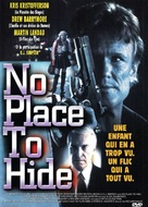 No Place to Hide - French Movie Cover (xs thumbnail)