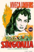 Singoalla - Spanish Movie Poster (xs thumbnail)