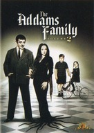"""The Addams Family"" - DVD movie cover (xs thumbnail)"