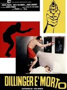 Dillinger è morto - Italian Movie Poster (xs thumbnail)