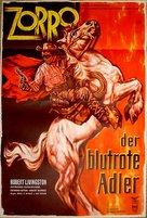 The Vigilantes Are Coming - German Movie Poster (xs thumbnail)