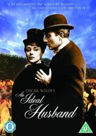 An Ideal Husband - British DVD movie cover (xs thumbnail)
