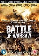 Bitwa warszawska 1920 - British DVD movie cover (xs thumbnail)
