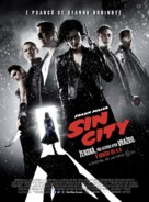 Sin City: A Dame to Kill For - Czech Movie Poster (xs thumbnail)