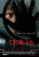 Darkness - South Korean Movie Poster (xs thumbnail)