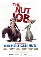 The Nut Job - Movie Poster (xs thumbnail)