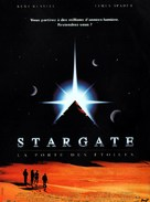 Stargate - French Movie Poster (xs thumbnail)
