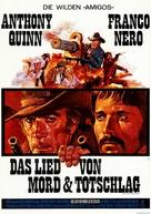 Amigos, Los - German Movie Poster (xs thumbnail)