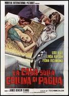 Exposé - Italian Movie Poster (xs thumbnail)
