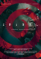 Spiral: From the Book of Saw - Hungarian Movie Poster (xs thumbnail)