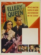 Ellery Queen, Master Detective - Movie Poster (xs thumbnail)