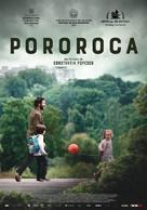 Pororoca - Spanish Movie Poster (xs thumbnail)