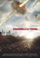Battle: Los Angeles - Spanish Movie Poster (xs thumbnail)