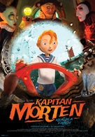 Captain Morten and the Spider Queen - Slovenian Movie Poster (xs thumbnail)