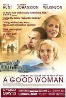 A Good Woman - poster (xs thumbnail)