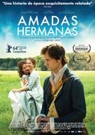 Die geliebten Schwestern - Argentinian Movie Poster (xs thumbnail)
