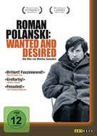 Roman Polanski: Wanted and Desired - German DVD cover (xs thumbnail)