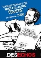 Desechos - Spanish Movie Poster (xs thumbnail)