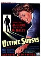 Make Haste to Live - Belgian Movie Poster (xs thumbnail)