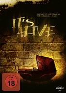 It's Alive - German Movie Cover (xs thumbnail)