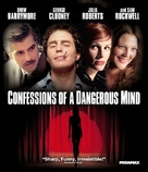 Confessions of a Dangerous Mind - Blu-Ray movie cover (xs thumbnail)
