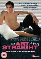 The Art of Being Straight - British DVD cover (xs thumbnail)