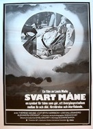 Black Moon - Swedish Movie Poster (xs thumbnail)