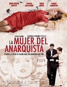 The Anarchist's Wife - Colombian Movie Poster (xs thumbnail)