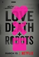 """Love, Death & Robots"" - Movie Poster (xs thumbnail)"