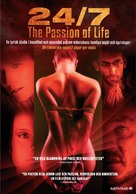 24-7: The Passion of Life - Swedish Movie Cover (xs thumbnail)