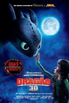 How to Train Your Dragon - Brazilian Movie Poster (xs thumbnail)