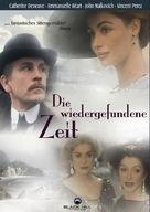 Temps retrouvé, d'après l'oeuvre de Marcel Proust, Le - German Movie Cover (xs thumbnail)