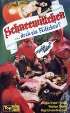 Grimms Märchen von lüsternen Pärchen - German VHS cover (xs thumbnail)