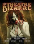 The Theatre Bizarre - DVD cover (xs thumbnail)