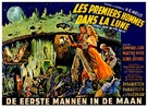 First Men in the Moon - Belgian Movie Poster (xs thumbnail)
