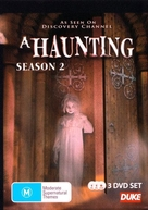 """A Haunting"" - DVD cover (xs thumbnail)"
