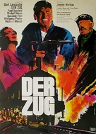 The Train - German Movie Poster (xs thumbnail)