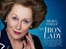 The Iron Lady - British Movie Poster (xs thumbnail)
