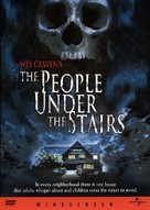 The People Under The Stairs - DVD cover (xs thumbnail)