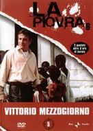 """La piovra 6 - L' ultimo segreto"" - Italian DVD movie cover (xs thumbnail)"
