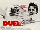 Duel - British Movie Poster (xs thumbnail)