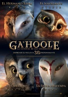 Legend of the Guardians: The Owls of Ga'Hoole - Colombian Movie Poster (xs thumbnail)