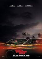 Fast Five - German Movie Poster (xs thumbnail)