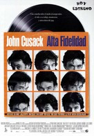 High Fidelity - Spanish Movie Poster (xs thumbnail)